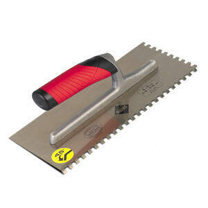 RUBI Notched Trowel
