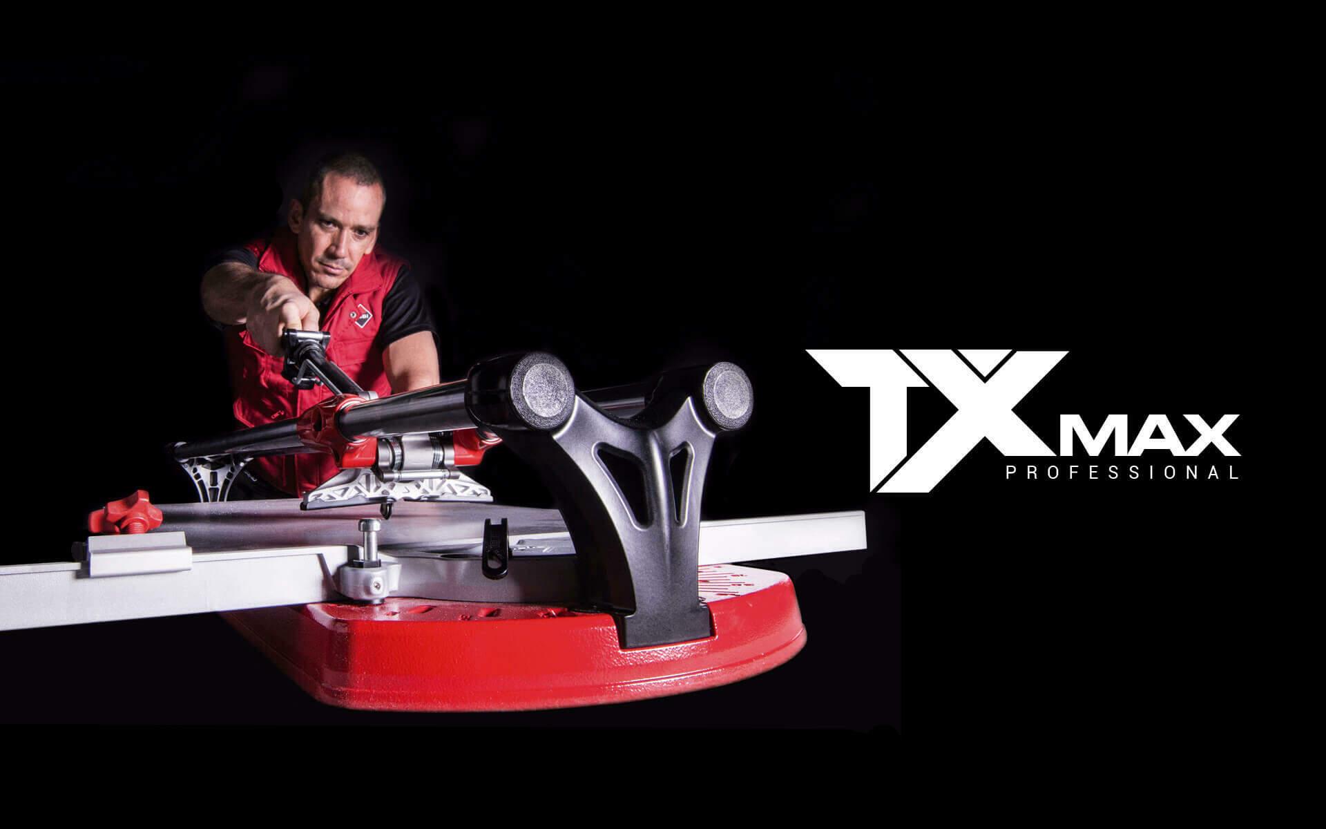 TX-MAX, a new generation of RUBI cutters
