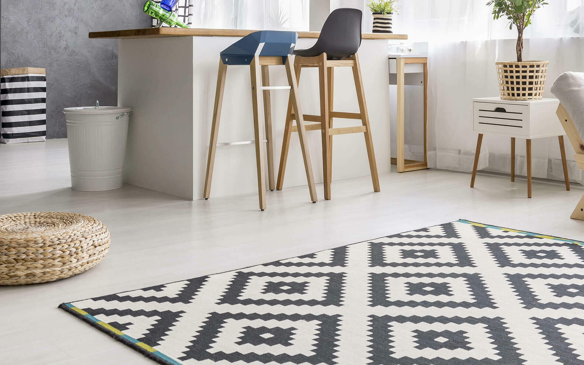 Tile to Carpet Transition