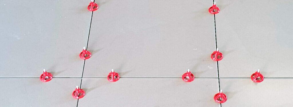 sistema de nivelacion rubi rojo