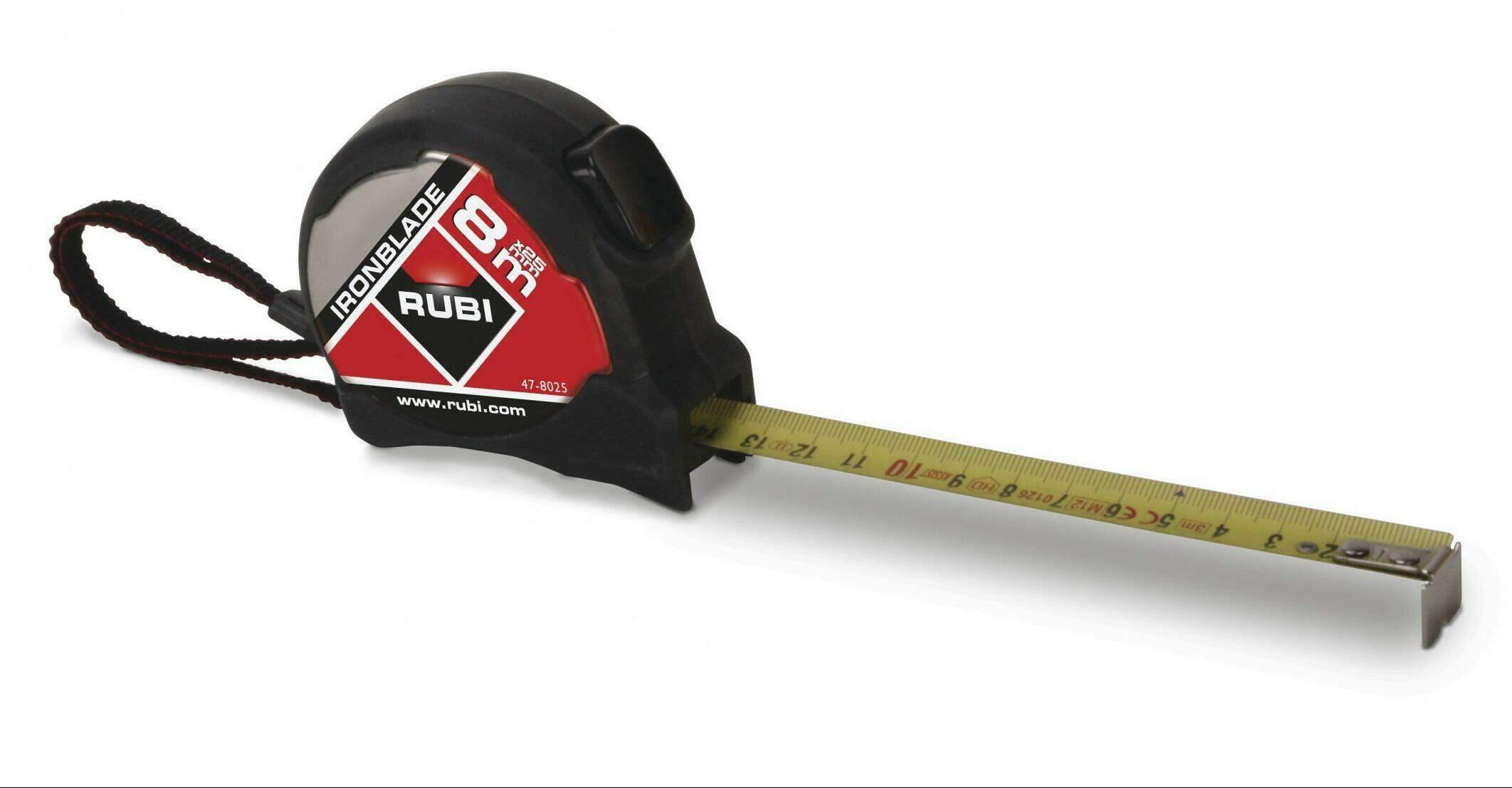 flexómetro RUBI