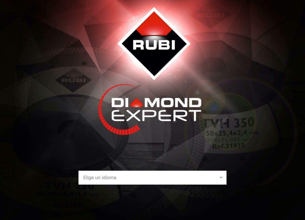 Discos Diamante RUBI APP