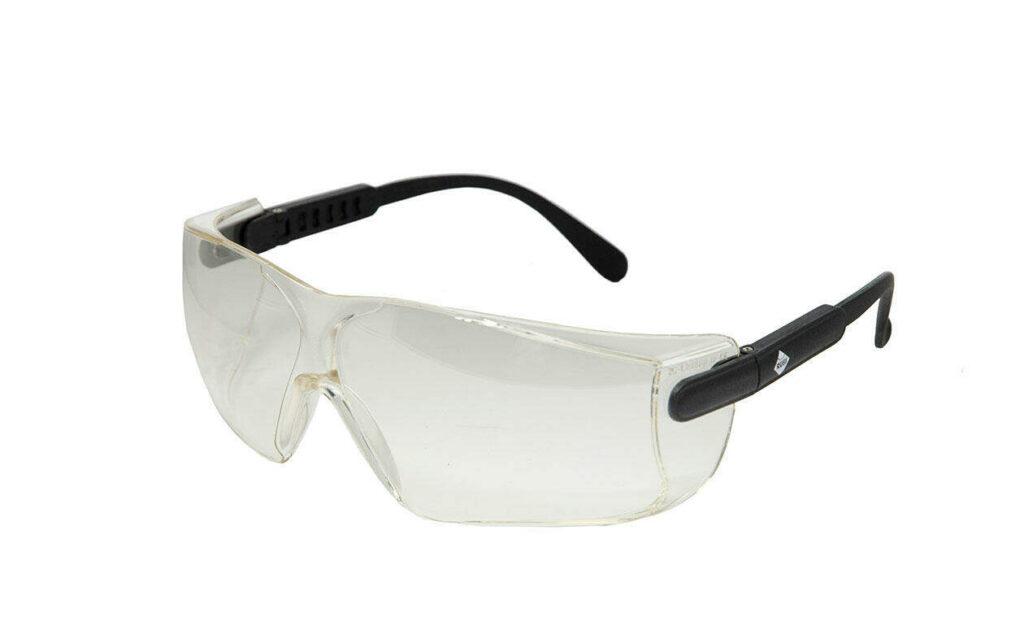 gafas protectoras para seguridad en la obra