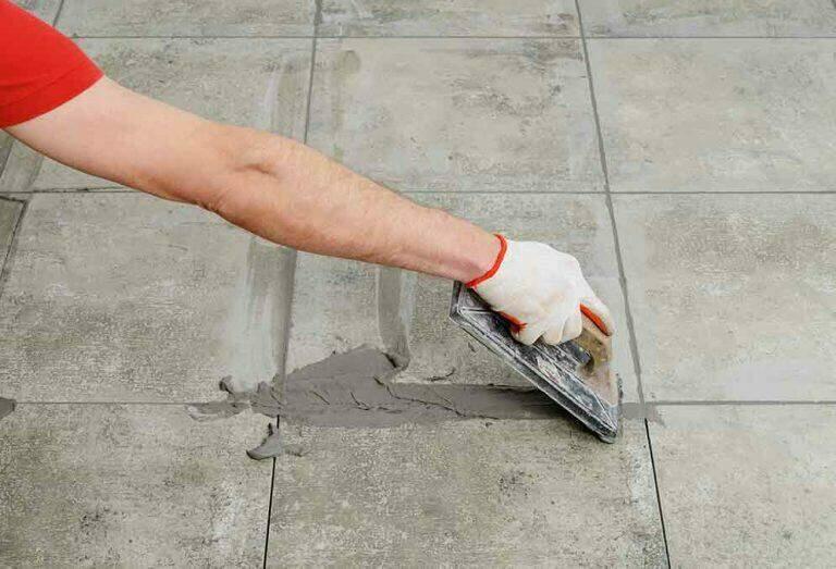rellenar juntas baldosas suelo