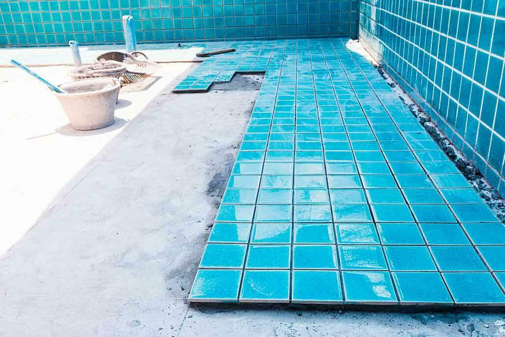 alicatado de piscinas