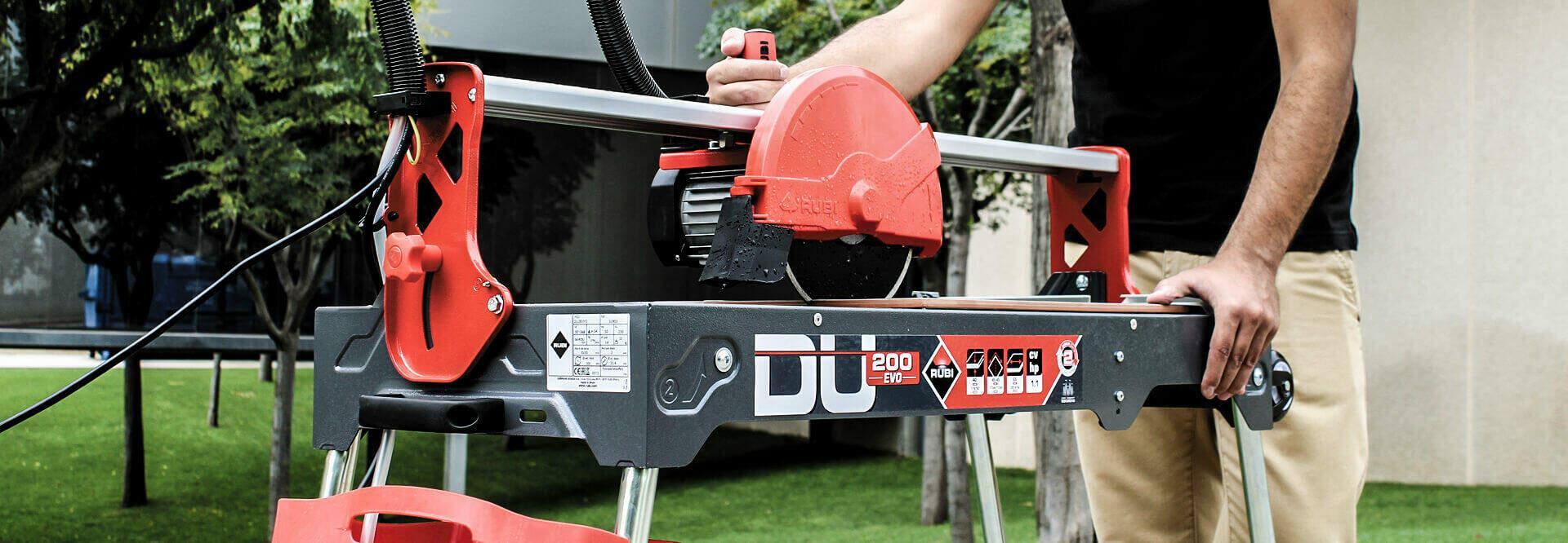 RUBI présente le C3 System, un système innovant pour un meilleur rendement durant les travaux de coupes