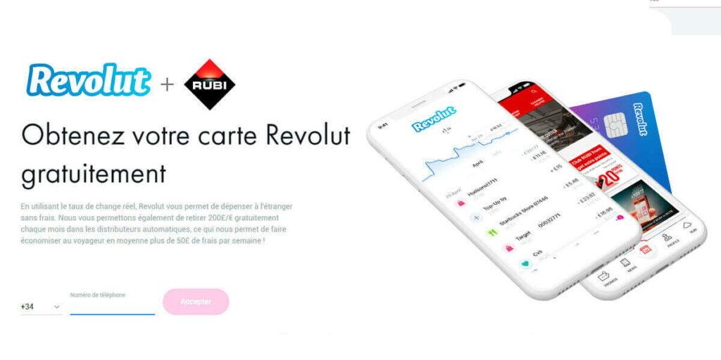 L'application Revolut permet de dépensez et transférez de l'argent à l'étranger gratuitement.