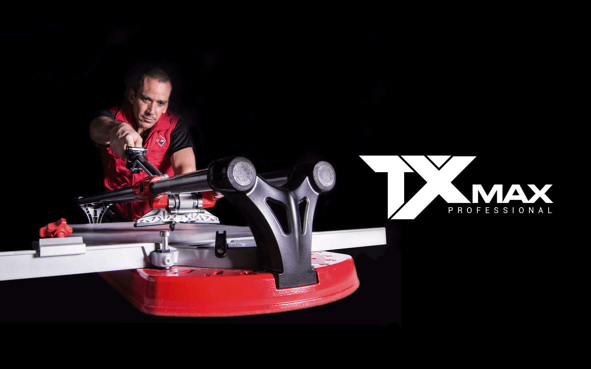 TX MAX : Une nouvelle génération de coupes-carreaux RUBI
