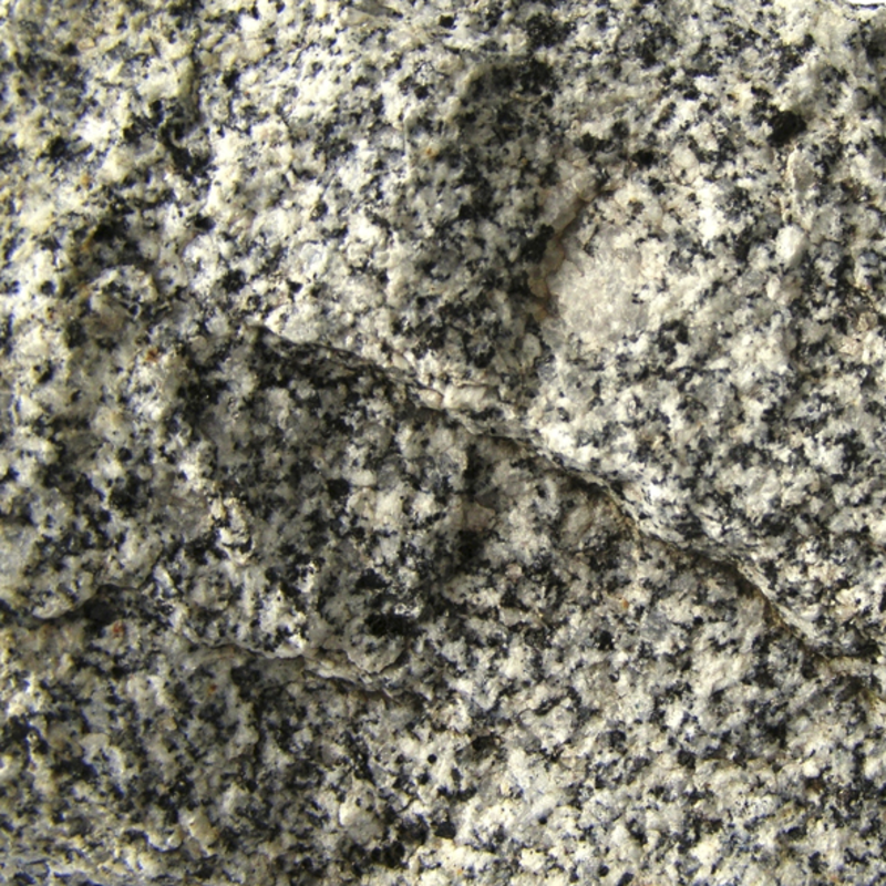 Unpolished porous natural stone