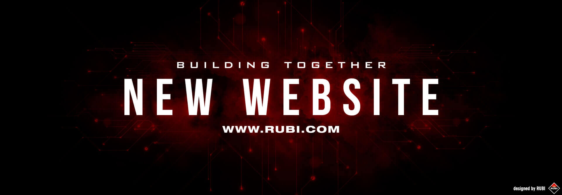 Welcome to the new Rubi website