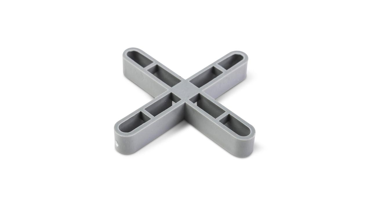 Tile spacers for 8 mm joints