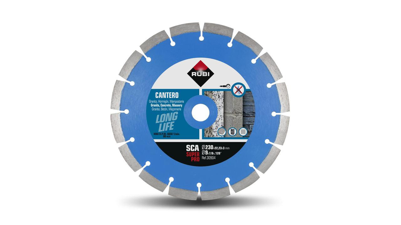 STONEMASON SEGMENTED – SCA diamond blade