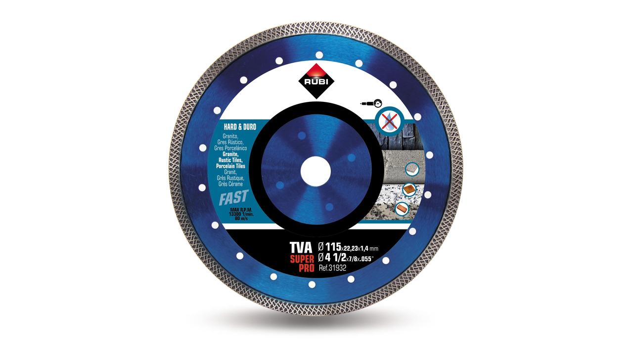 TURBO VIPER - TVA hard materials diamond blade