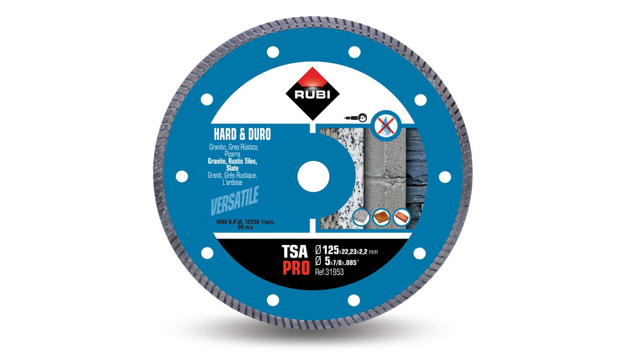 TURBO - TSA hard materials diamond blade