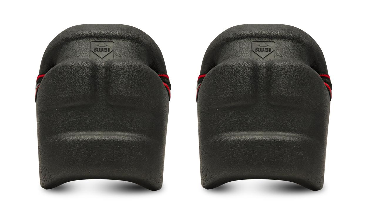 Knee pads, ergonomic seat and cushion