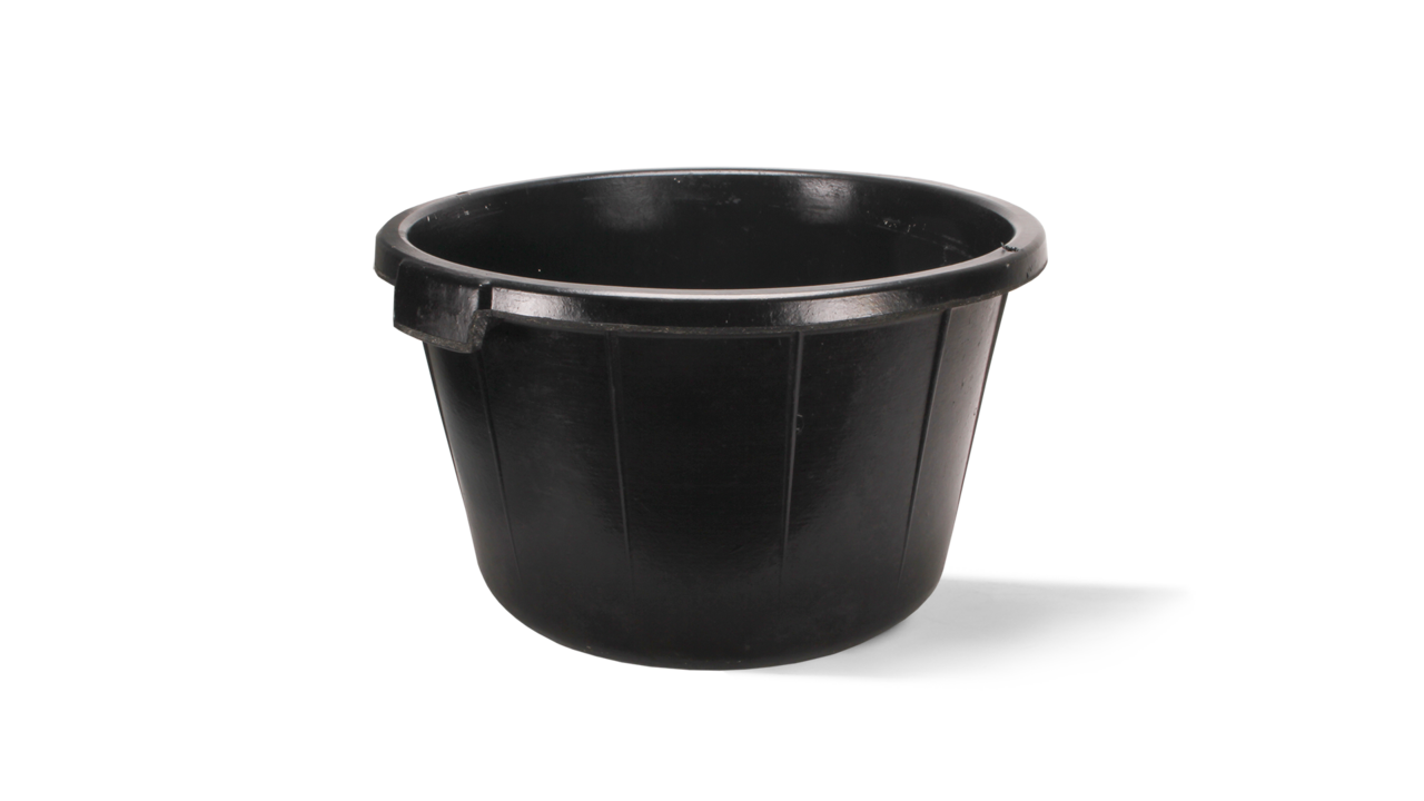 RUBTUB rubber basket No. 106 (80l)