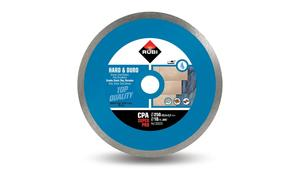 CONTINUOUS - CPA hard materials diamond blade