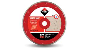 JSLOT - CPX porcelain tiles diamond blade