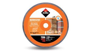 TURBO - TON abrasive materials diamond blade
