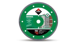 TURBO – TSV general purpose diamond blade