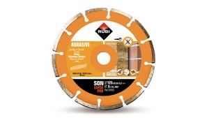 SEGMENTED - SON abrasive materials diamond blade