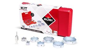 Kit brocas carburo de tungsteno