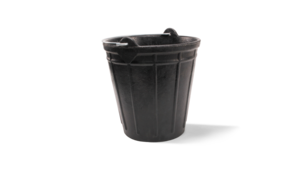 RUBBERBUCK industrial rubber bucket No. 3 (4 Gal.)