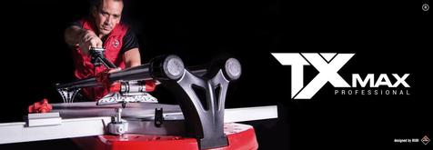 TX-MAX: A NEW GENERATION OF RUBI CUTTERS