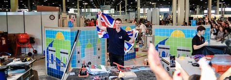 Medals and glory for Team UK at EuroSkills