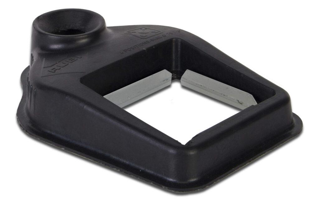 Een manier om stofvrij te werken tijdens het boren, is stofafzuiging met behulp van een stofzuiger.