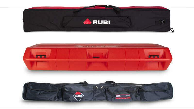 Een goede transportkoffer is essentieel om je tegelsnijder en accessoires te bewaren en vervoeren.