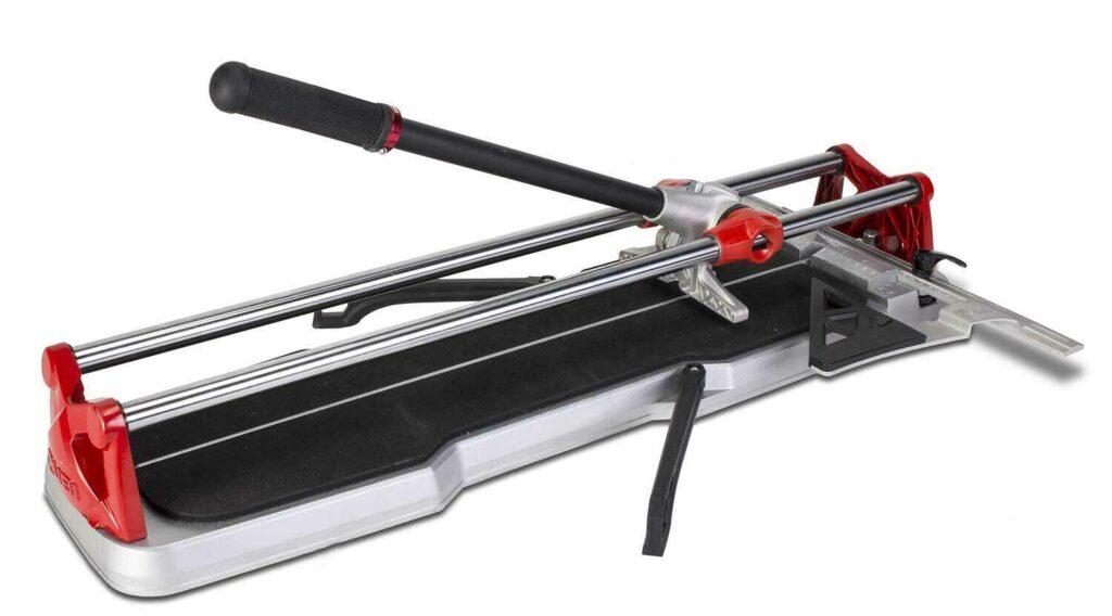 De SPEED-MAGNET is een hele robuuste tegelsnijder.