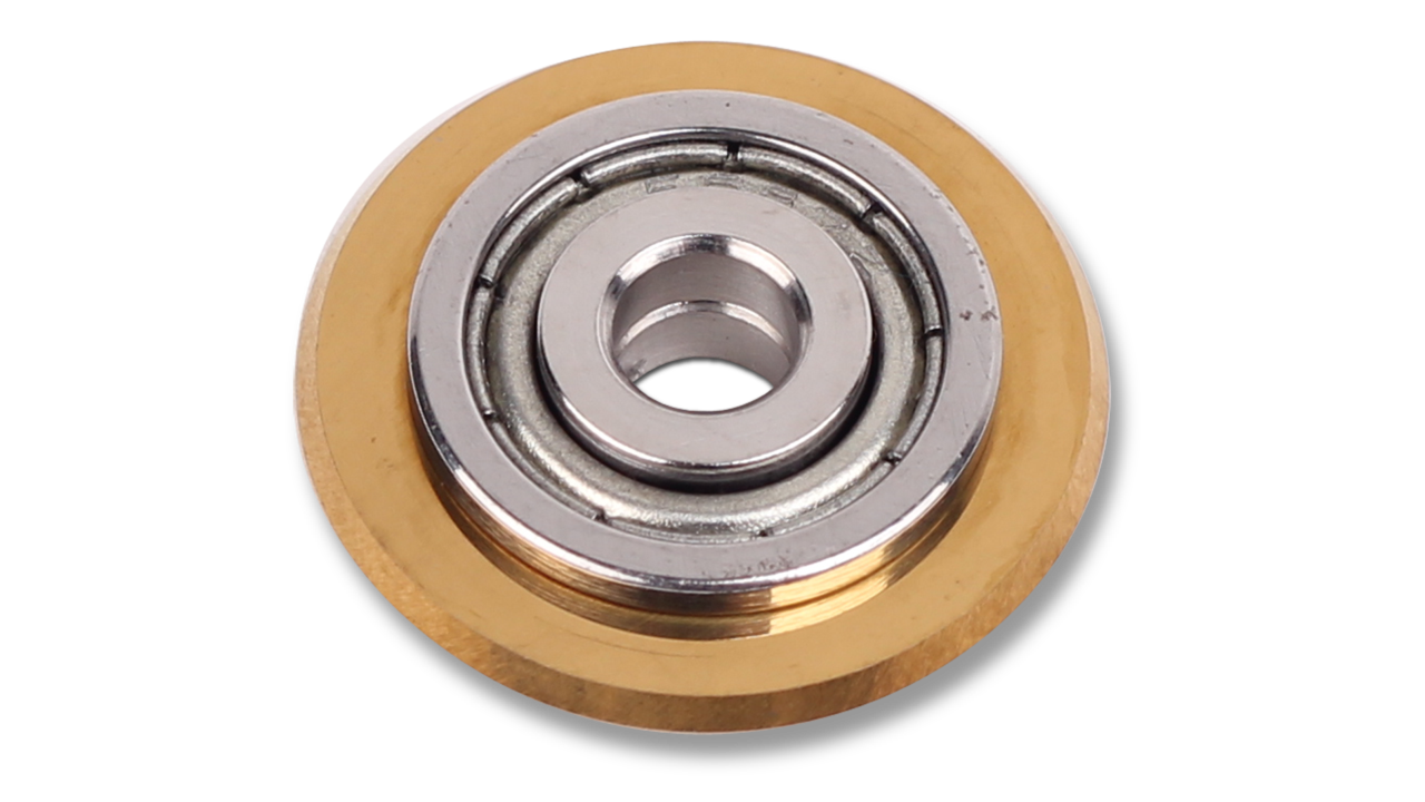 22 mm GOLD scoring wheel bearings