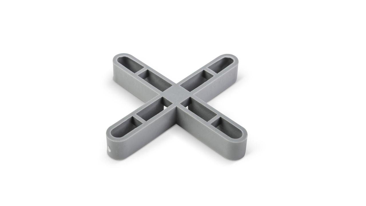 Tile spacers for 1/4 in. joints