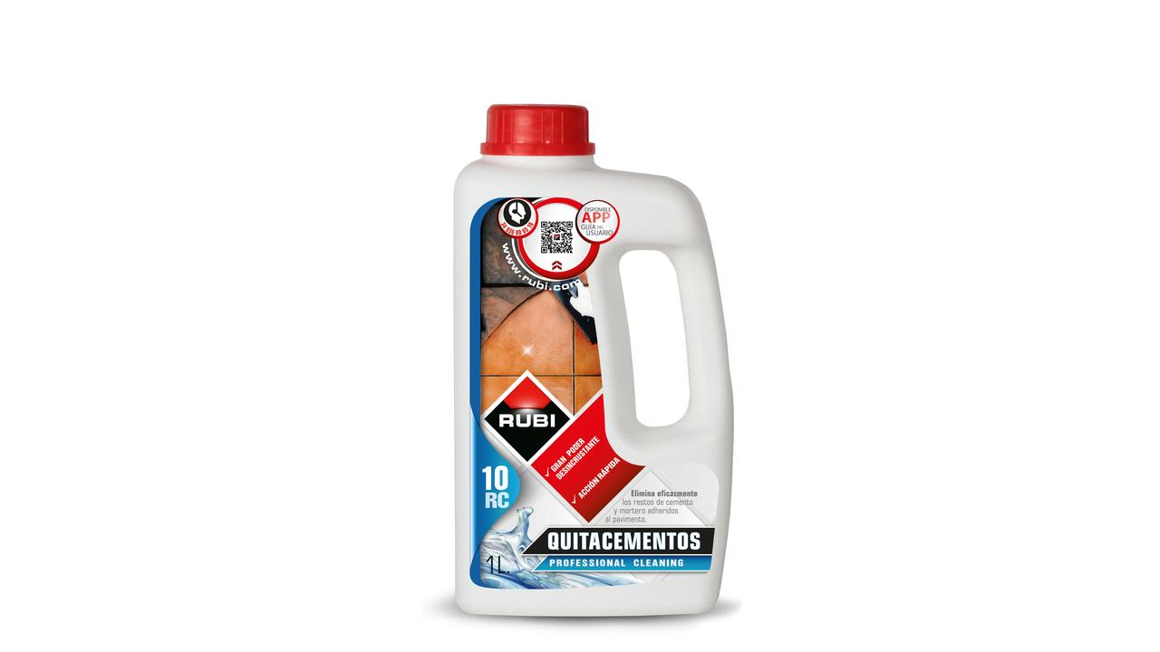 RC-10 cement remover cleaner