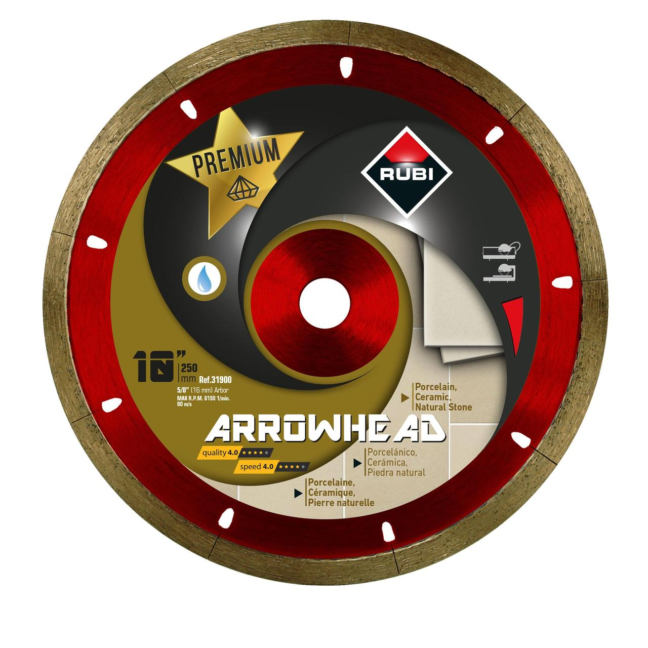 ARROWHEAD PREMIUM Diamond blade