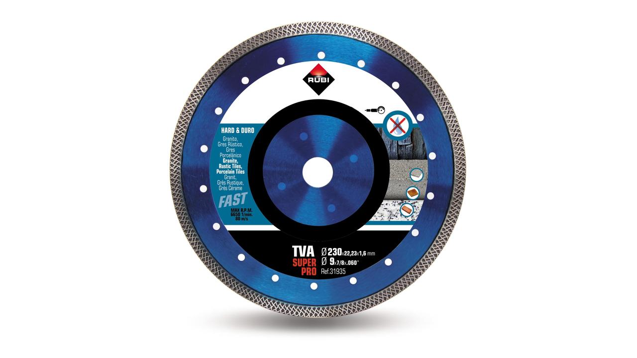 Disco diamante material duro TURBO VIPER - TVA