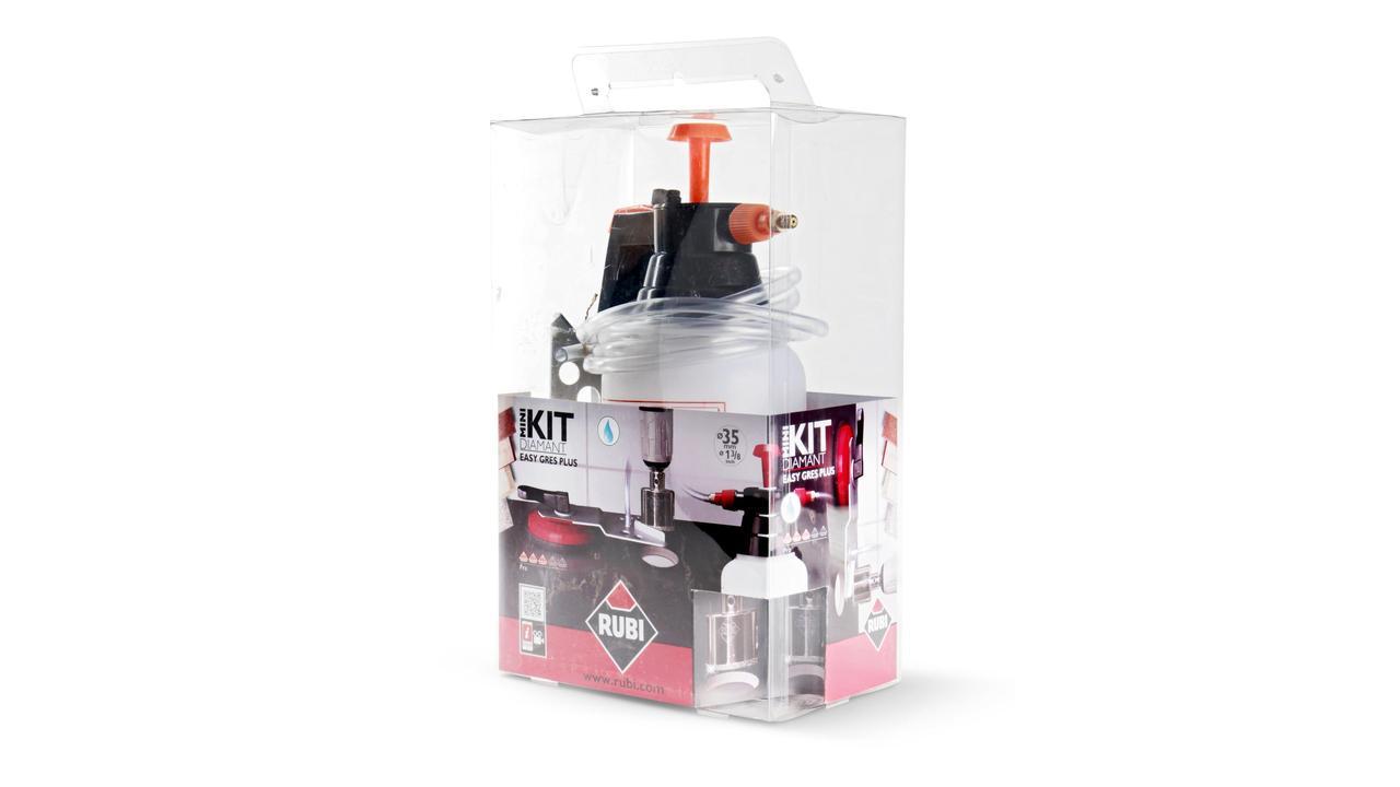 Easygres Diamond Drill Bits Kit Rubi Tools Uk