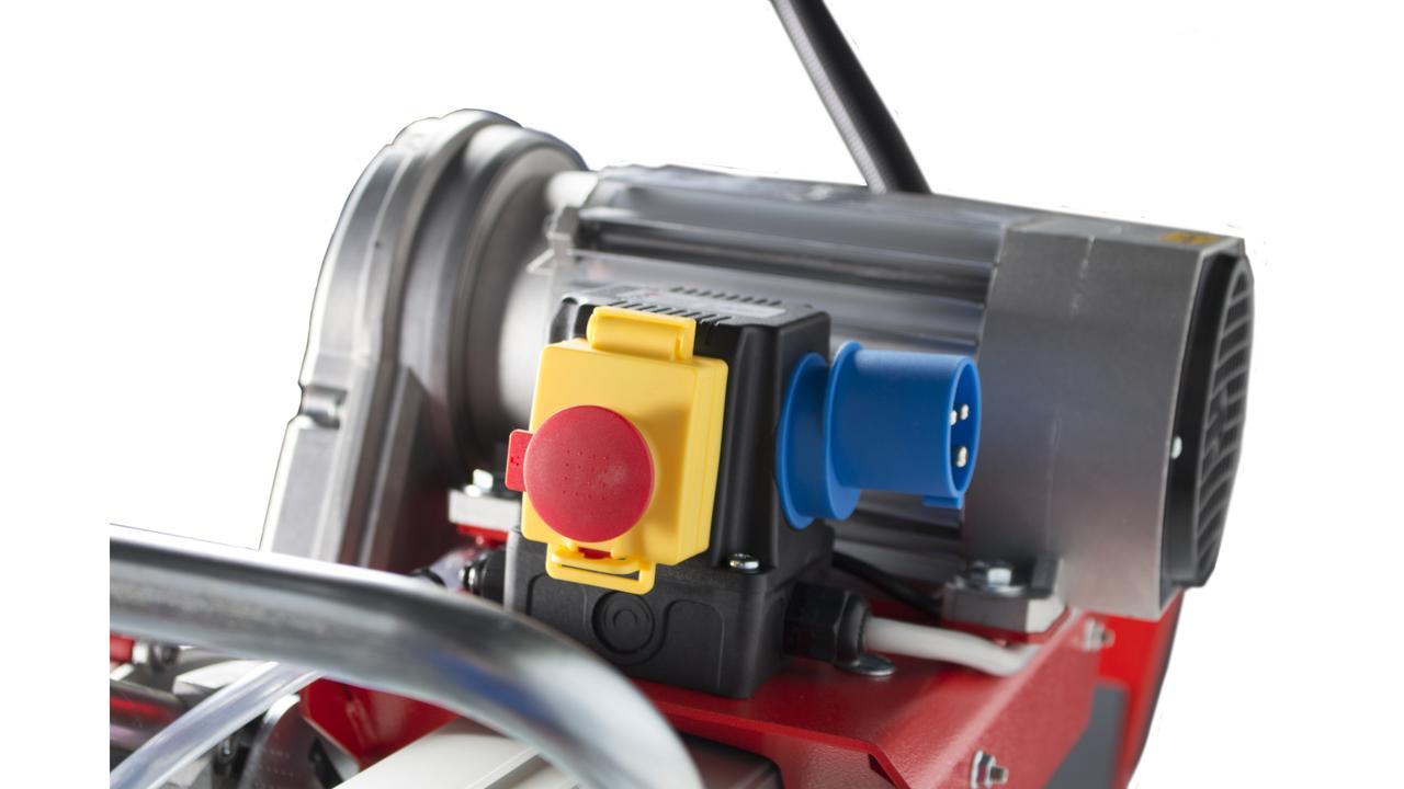 Coupeuses lectriques dx 350 n laser level rubi tools for Coupe carreaux electrique rubi
