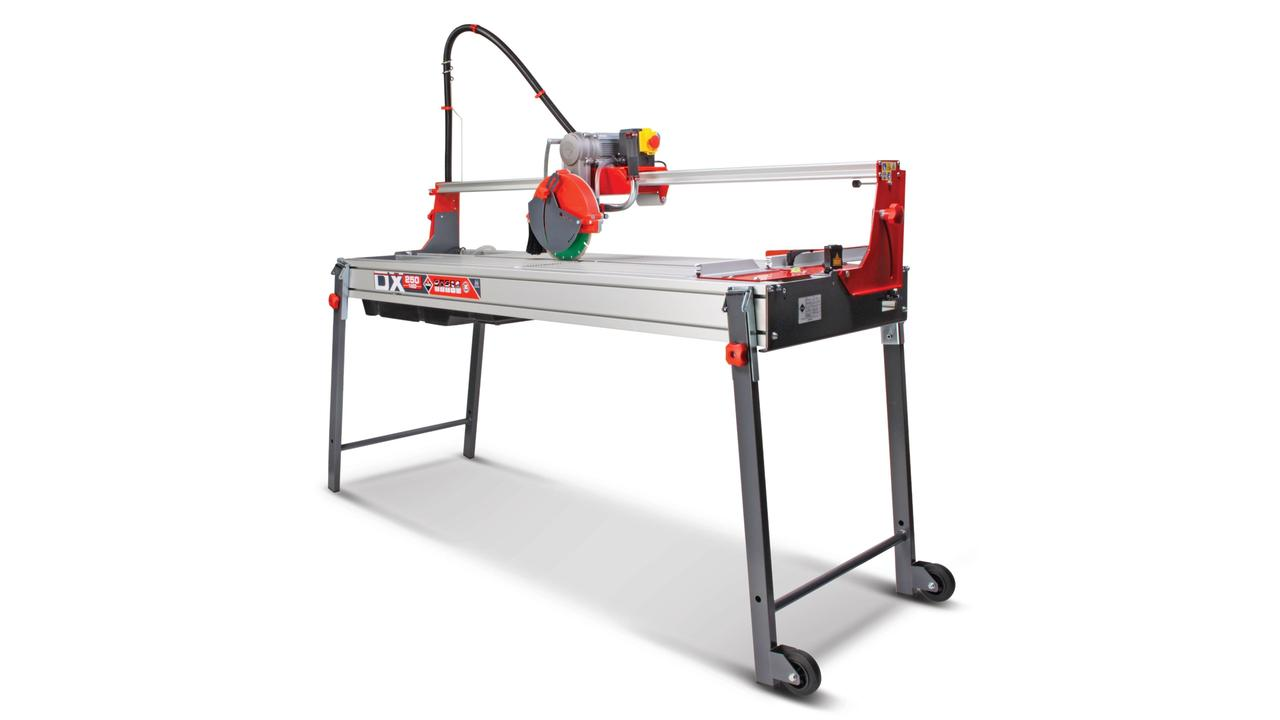 DX-250 PLUS Laser&Level tile saws