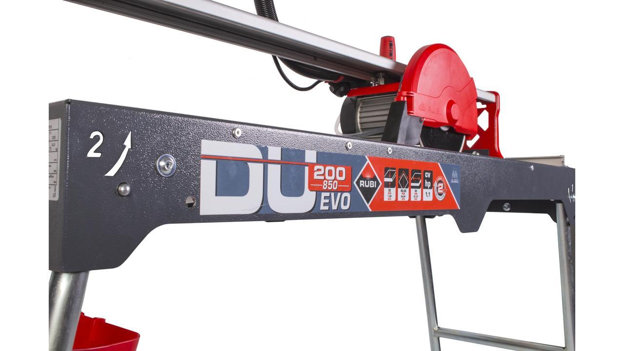 240 V Rubi 55903 Cortador Diamant DU-200 EVO