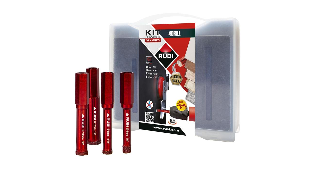 Kit MINI DRYGRES 4DRILL
