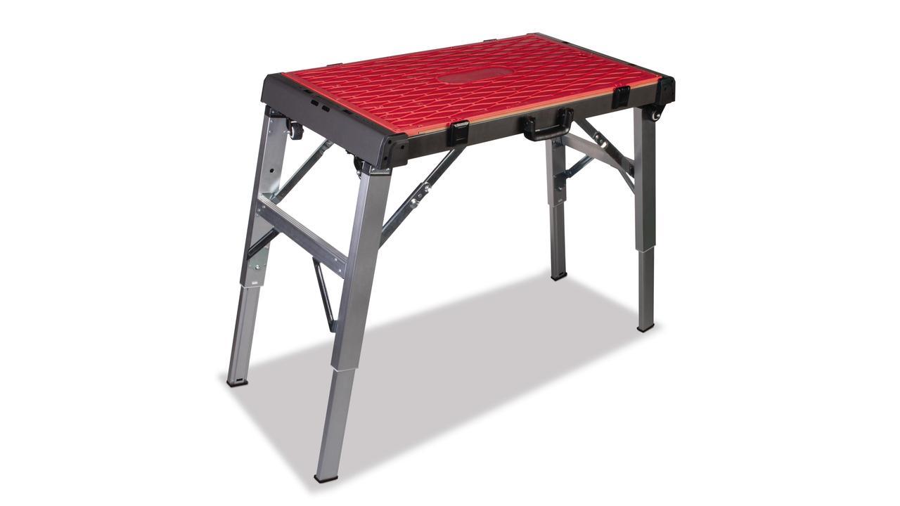 Mesa de trabajo plegable 4 en 1 rubi tools espa a for Mesa plegable trabajo