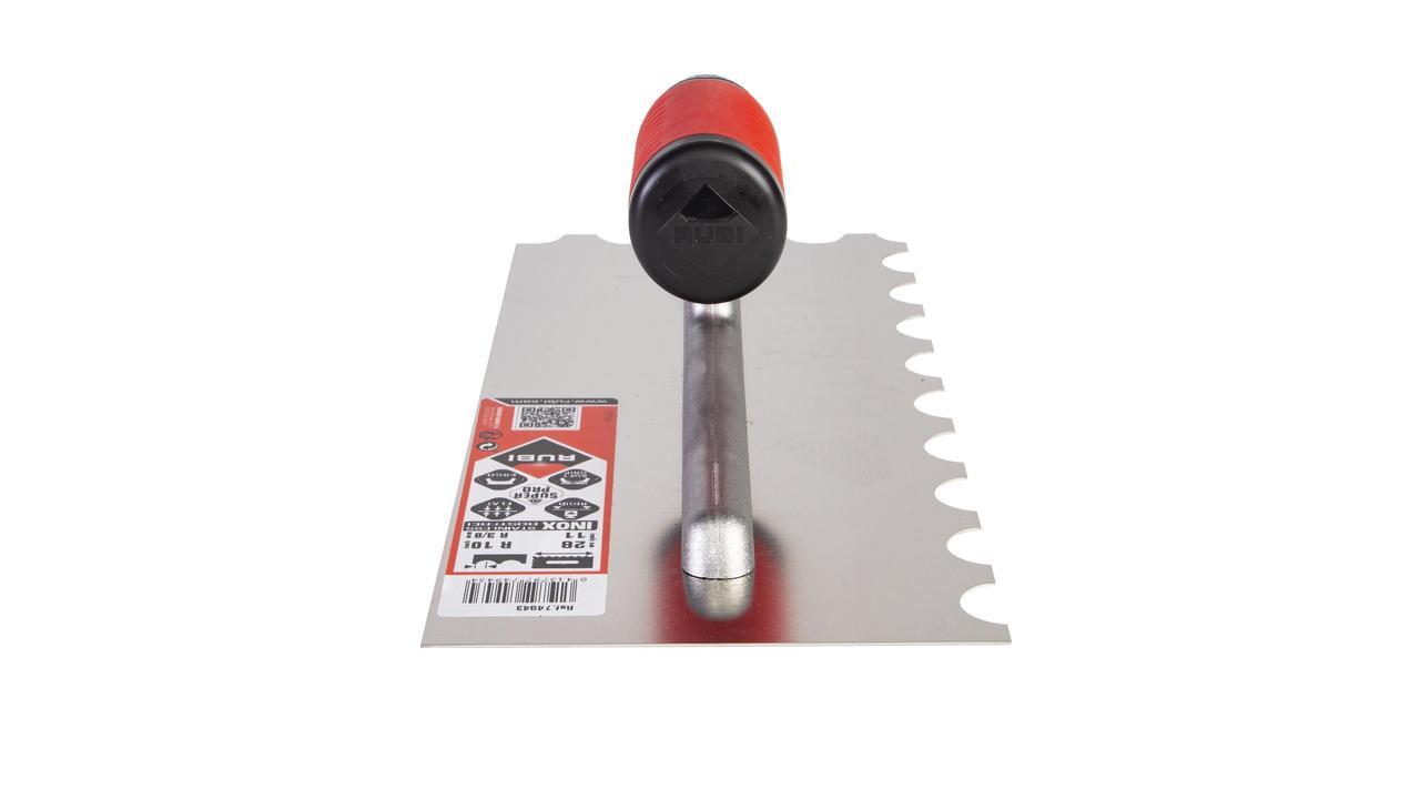 couleur Noir Rubi 76943/ acier au carbone /Tige m/élangeur