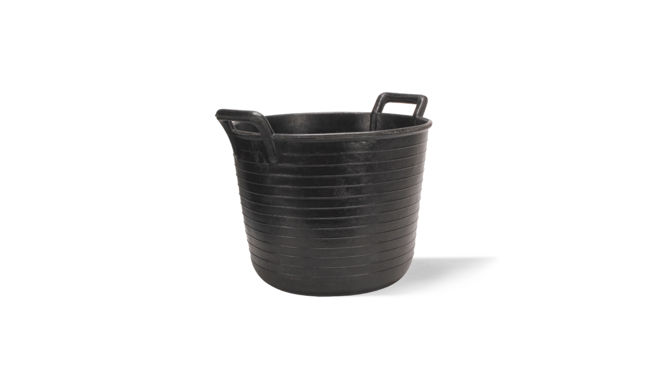 ESPUERTA range of rubber baskets