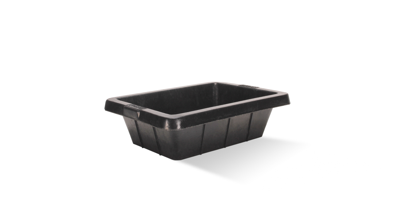 RUBTRAY rubber tray No. 3 (6.34 Gal.)