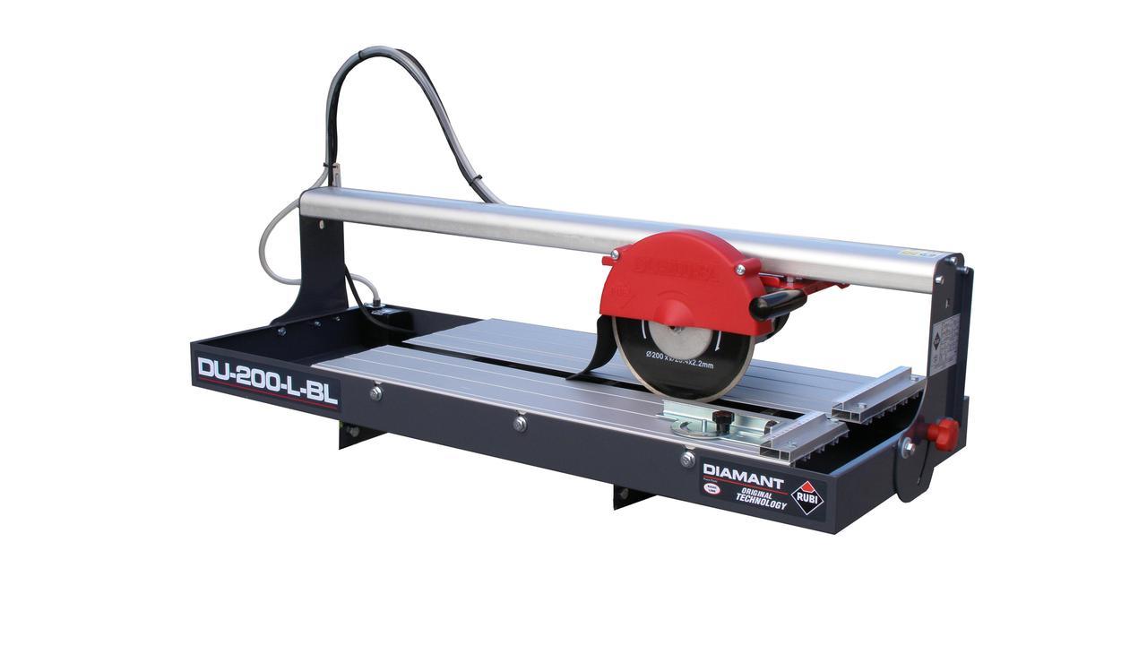 Du 200 L Tile Saw Rubi Tools Usa