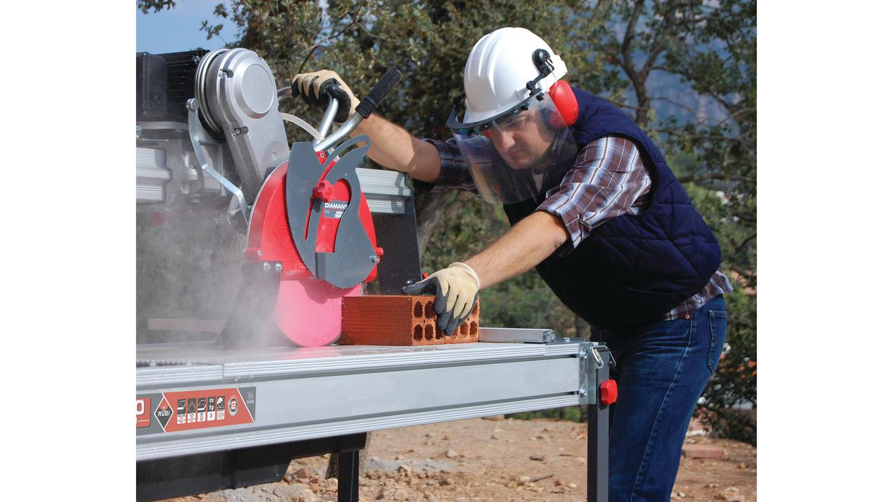 DX-350 Laser&Level tile saws