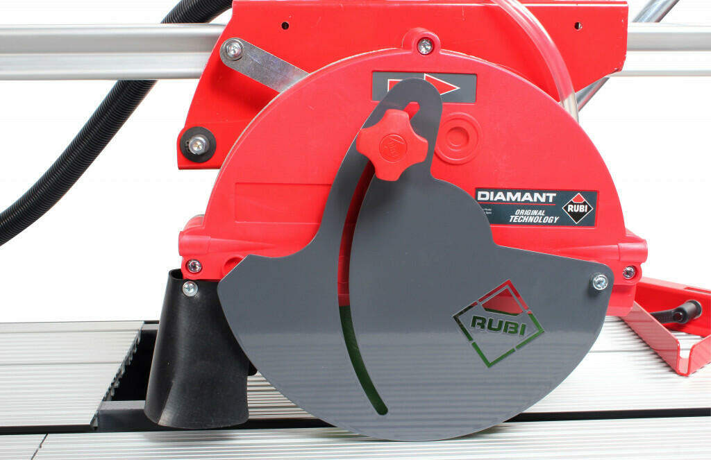 The best tile saw - RUBI DC-250 Motor