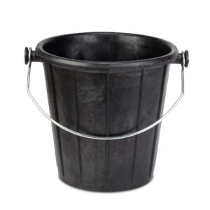 How to mix mortar - Rubi Rubber Bucket